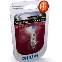 Галогеновая лампа Philips Vision Plus H1